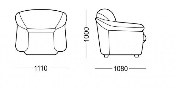 Кресло Энрико