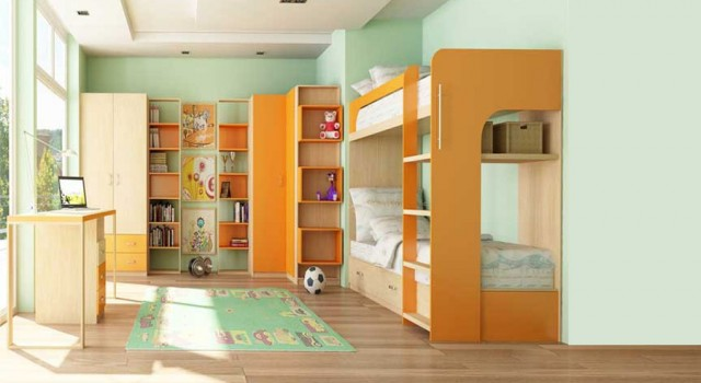 Модульная и подростковая мебель